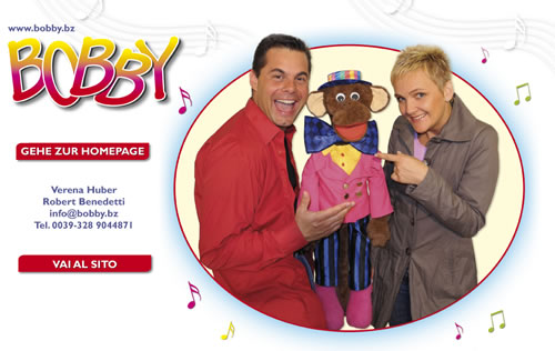 Musica e spettacolo per bambini